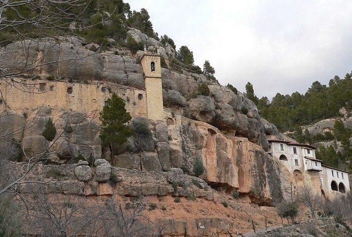 Sanctuaire de la Vierge de la Balma