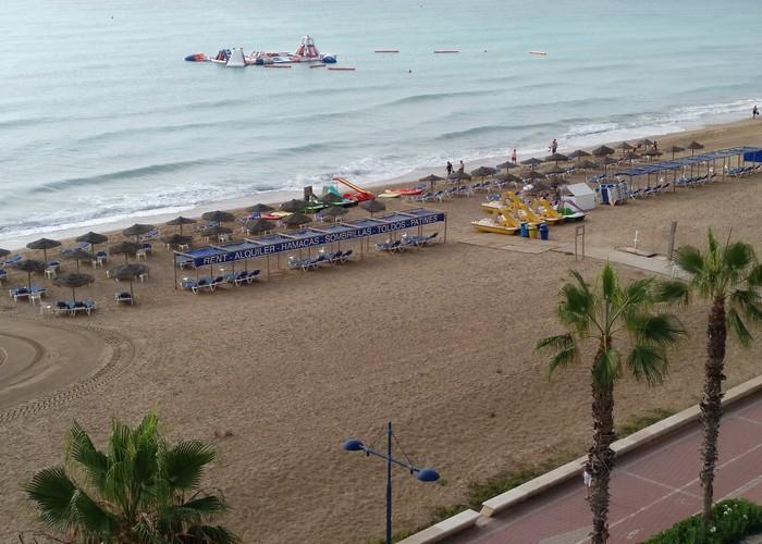 La Playa norte