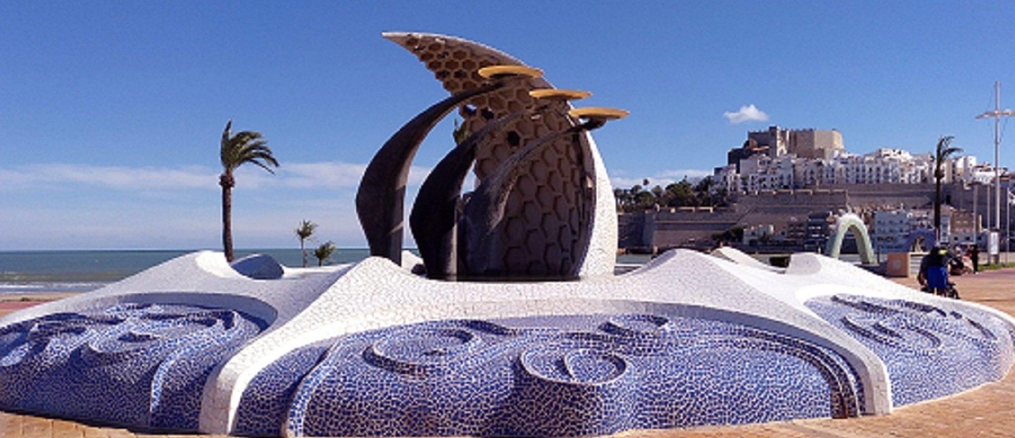 Los animales marinos llegan a Peñiscola…
